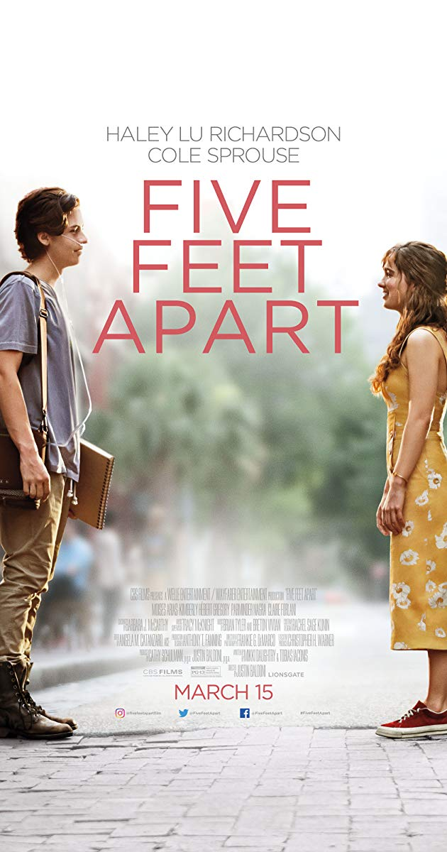 Five Feet Apart 2019 Google Drive – Khaynza HD Movies